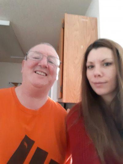 KJ & Patti, Giving Back in Harrison