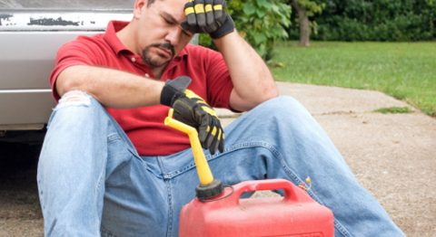 ARE YOU RUNNING OUT OF GAS? HOW TO AVOID BURNING OUT.